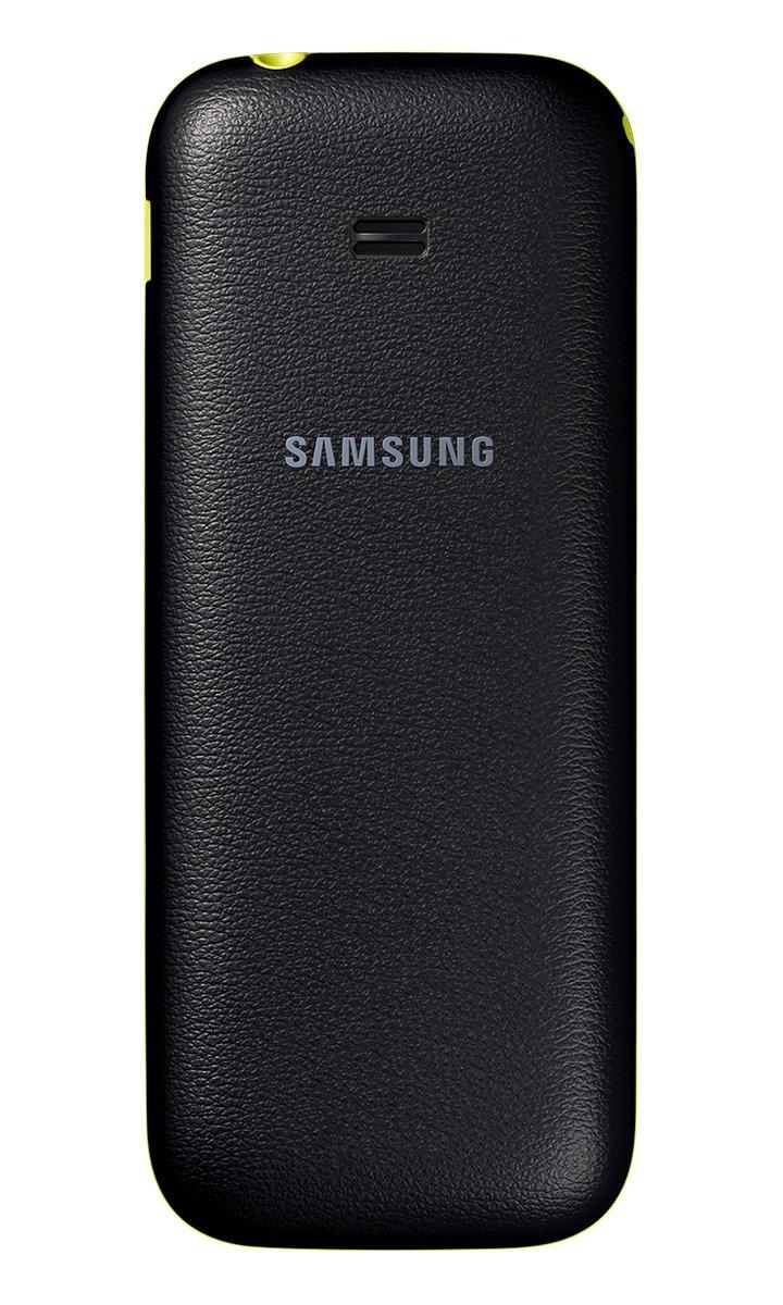 Black Samsung Guru Music-2 SM-B310E