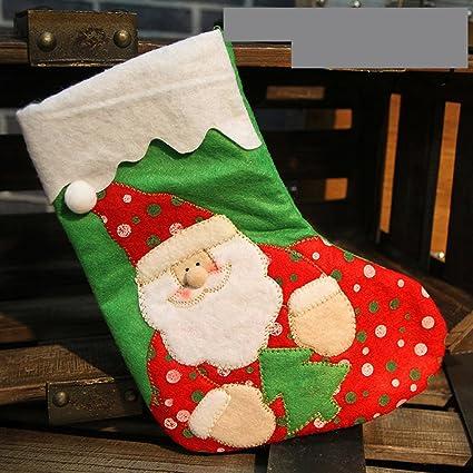 Calcetines De Navidad De LDFN | Escaparate De Ornamentos Regalos De Navidad Calcetines De Navidad Navidad