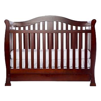 Nice Dream On Me Addison Crib, Cherry