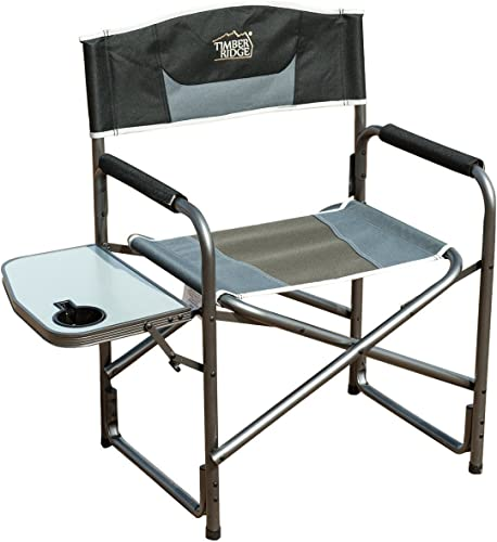 Timber Ridge Aluminum Portable Directors Chair