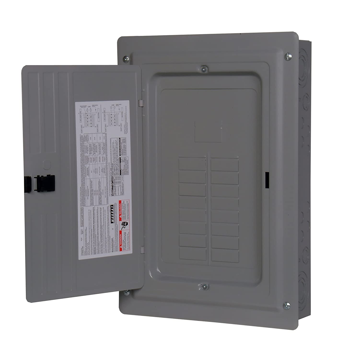 Murray 200 Amp Panel Wiring Diagram - WIRE Center •