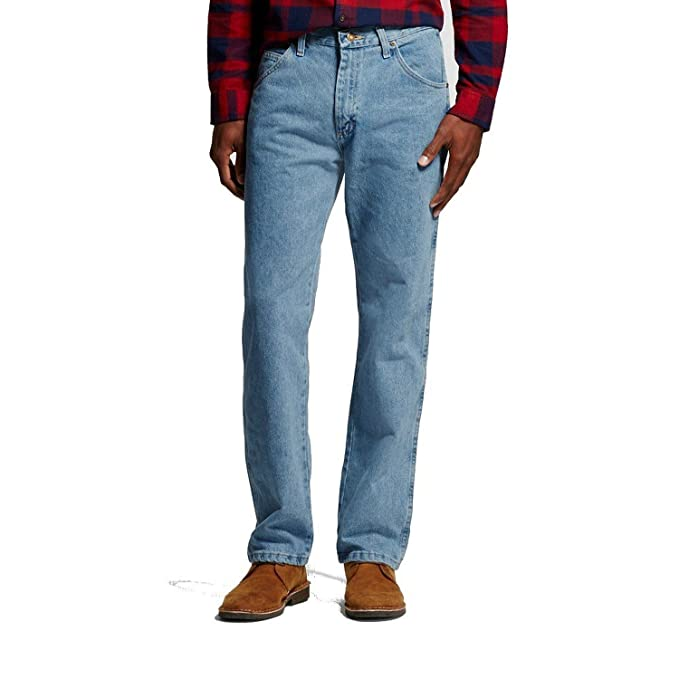 Wrangler 5-Star Premium Denim Regular Fit Mens Jeans