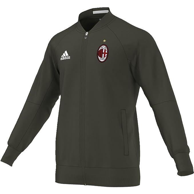 b9282737d6 adidas ACM Anth, Giacca AC Milan Uomo: Amazon.it: Abbigliamento