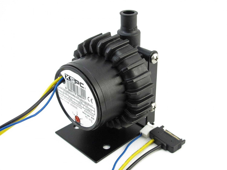 Xspc Laing D5 Vario Pumpe Mit Frontabdeckung 1 2 Barbs Sata Amazon Pump Wiring Computers Accessories