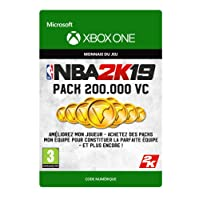 NBA 2K19: 200,000 VC | Xbox One - Code jeu à télécharger