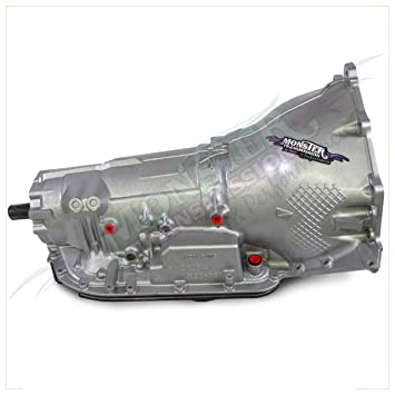 Amazon monster transmission 4l80e transmission super duty monster transmission 4l80e transmission super duty performance 4wd 4x4 remanufactured fandeluxe Choice Image