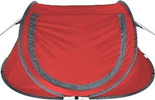 BB SPORT Pop-up Zelt Nessy Wurfzelt für 2 Personen Wassersäule 3000 mm