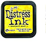 Ranger Tim Holtz Distress Ink Pad, Mustard Seed