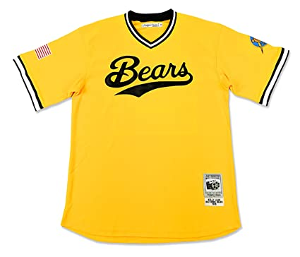 6f871438484 Amazon.com : Bad News Bears Leak Jersey : Sports & Outdoors