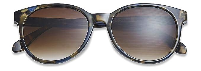HAVE A LOOK Gafas de Sol Danesas Ovaladas City Tortoise Blue ...