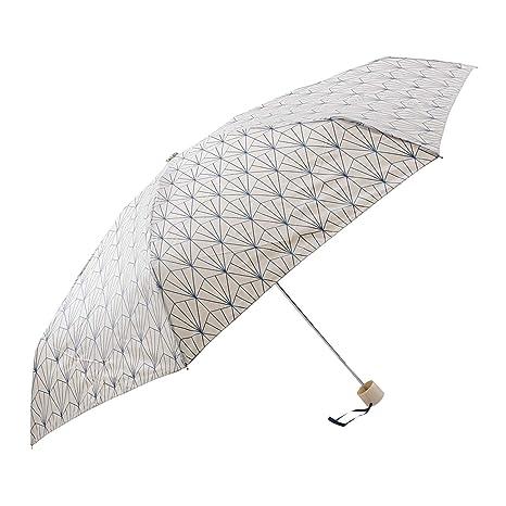 Paraguas Mini Manual Talla: U Color: Beige