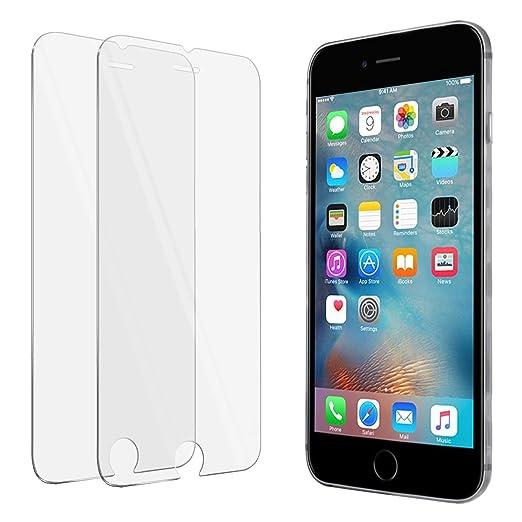 35 opinioni per 2 pack Vetro Temperato iPhone 6 / 6S, Pellicola Protettiva premium per iPhone