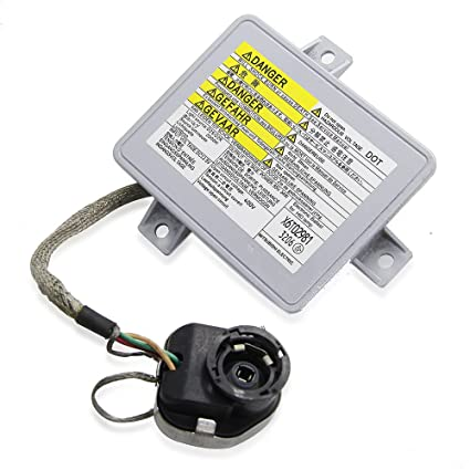 amazon com: 2002 2003 2004 2005 acura tl tl s oem hid headlight ballast and  igniter control - apollo auto lights: automotive