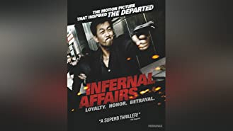 Infernal Affairs (English Subtitled)
