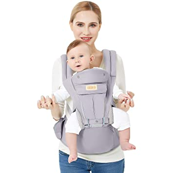 3d Baby Hip Carrier All Season Baby Sling With 9 Carry Positions Truly Hands Free For Easy