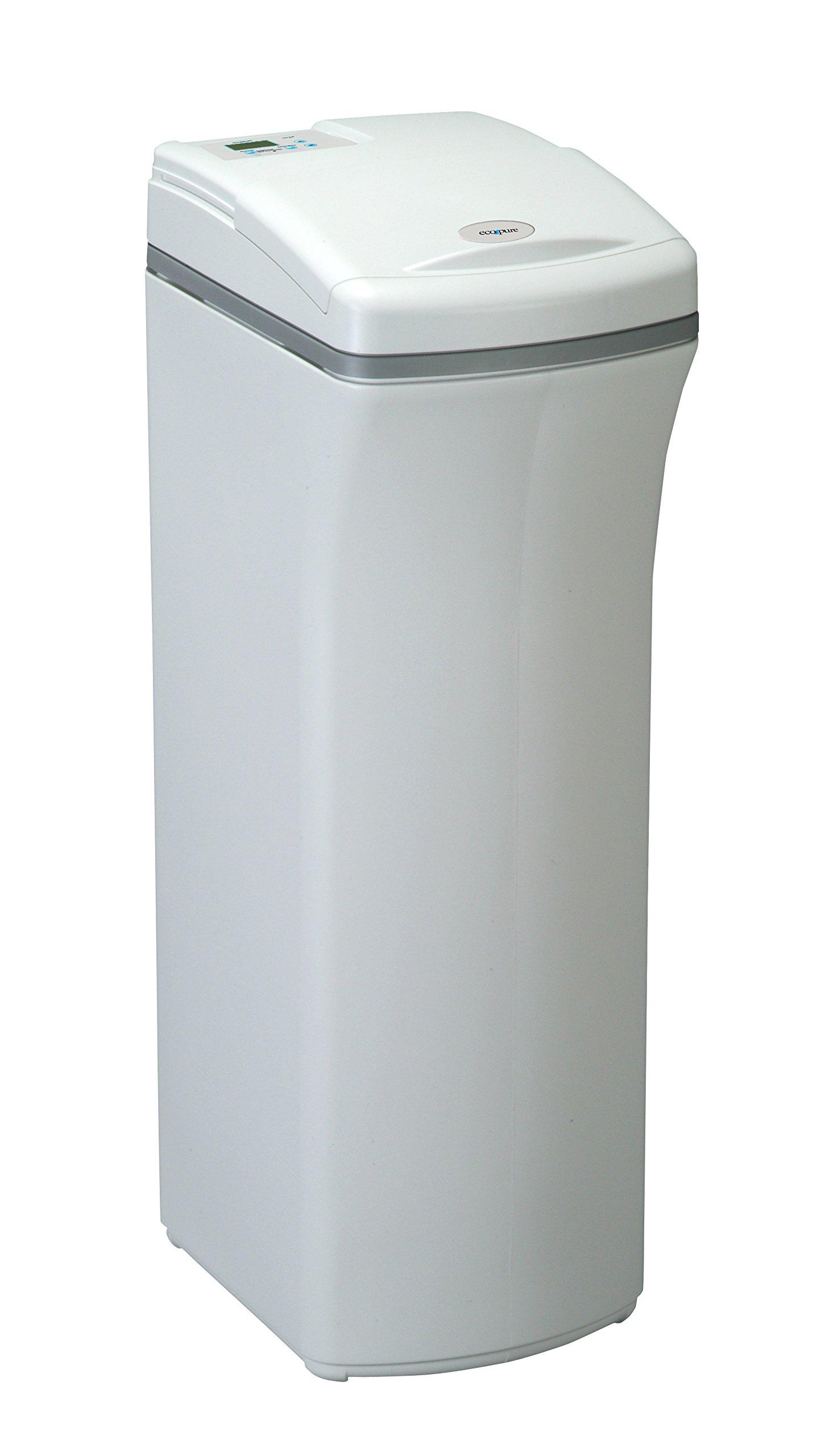 EcoPure EP7140 40,000 Grain Water Softener - Built in USA - NSF Certified - Best Value - Demand Initiated Regeneration
