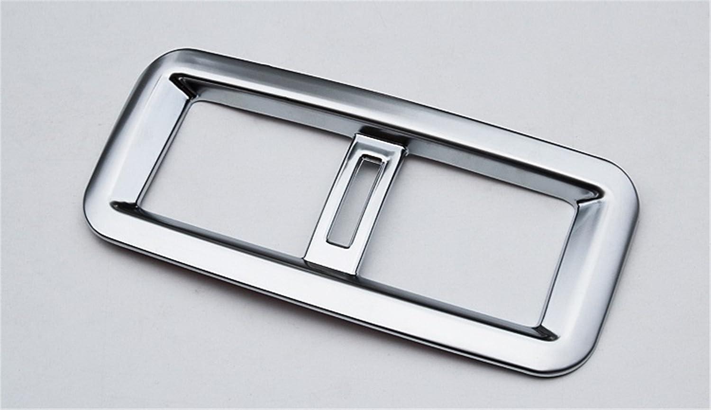 baodiparts 1 Pc ABS En Plastique Air Vents Arri/ère A C Console Panneau Condition Cadre D/écoratif Couverture Garniture