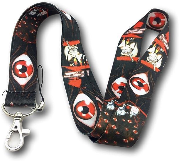 NEW Lanyard Key Holder Neck Phone Strap Lanyard Cartoon ID Badge card holder