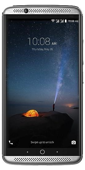 Amazon com: ZTE Axon 7 (grey) unlocked: Cell Phones