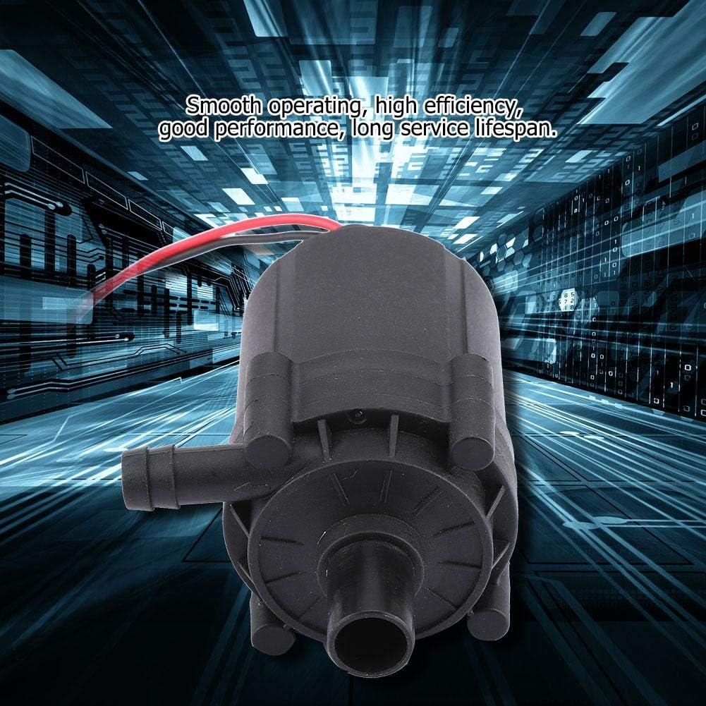 FTVOGUE DC 12V 24V Motor sin escobillas Bomba de circulaci/ón Sumergible de Agua Solar Ajustable Bomba de Agua Sumergible 12V