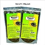 Herbal Hills Pippali Fruit Powder - 100g (Pack of 2)