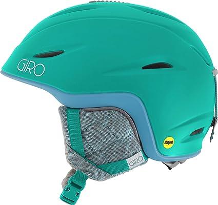 Giro Fade MIPS Women s Snow Helmet Matte Turquoise Medium (55.5-59 ... b017aa0cb