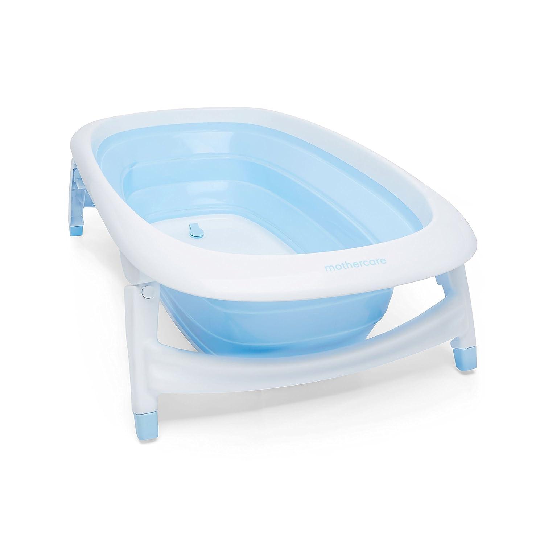 Mothercare Foldable Baby Bath (Blue): Amazon.co.uk: Baby