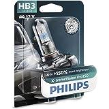 Lampada Philips X-treme Vision Pro HB3 3400K 150% + Luz