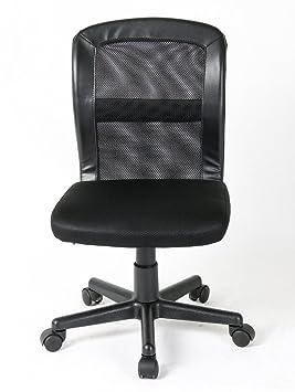 Malla silla de oficina sin brazos - kricson sillas de ...