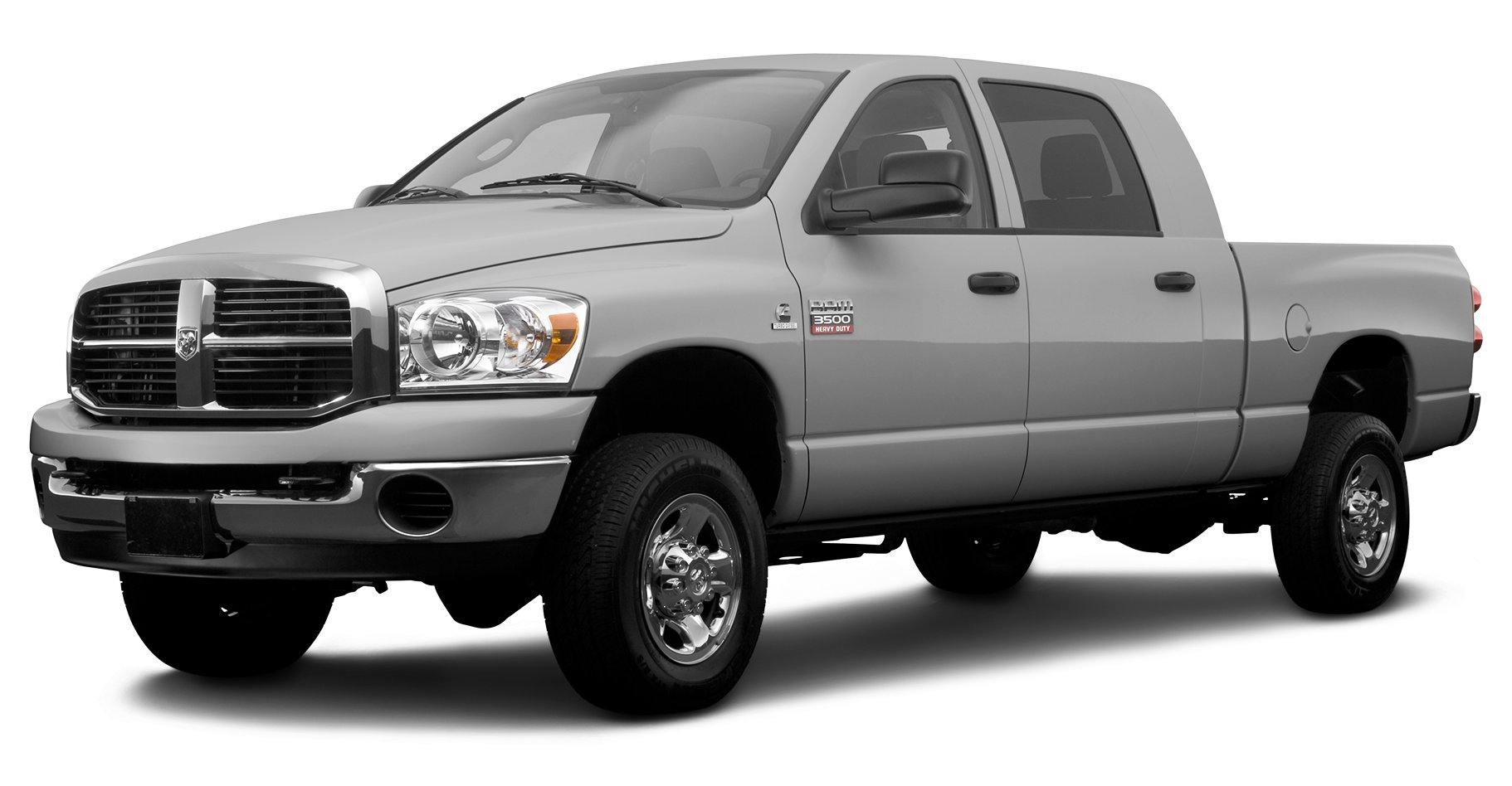 2007 Dodge Ram 3500 Reviews Images And Specs Vehicles 1964 Power Wagon Crew Cab 2 Wheel Drive Quad 60 To Axle