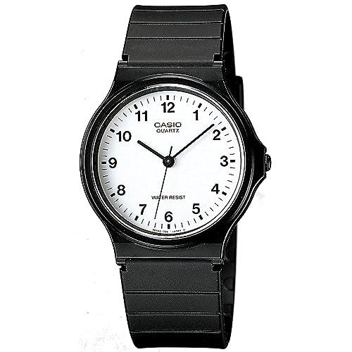 [カシオ]CASIO 腕時計 スタンダード MQ-24-7BLLJF