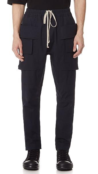 e8b38ab4a489 Rick Owens DRKSHDW Men s Creatch Cargo Pants