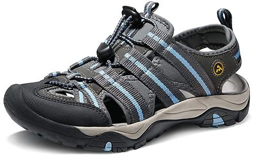 358db8b85 ATIKA AT-W107-DSK Women 6 B(F) Women s Sports Sandals Trail Outdoor