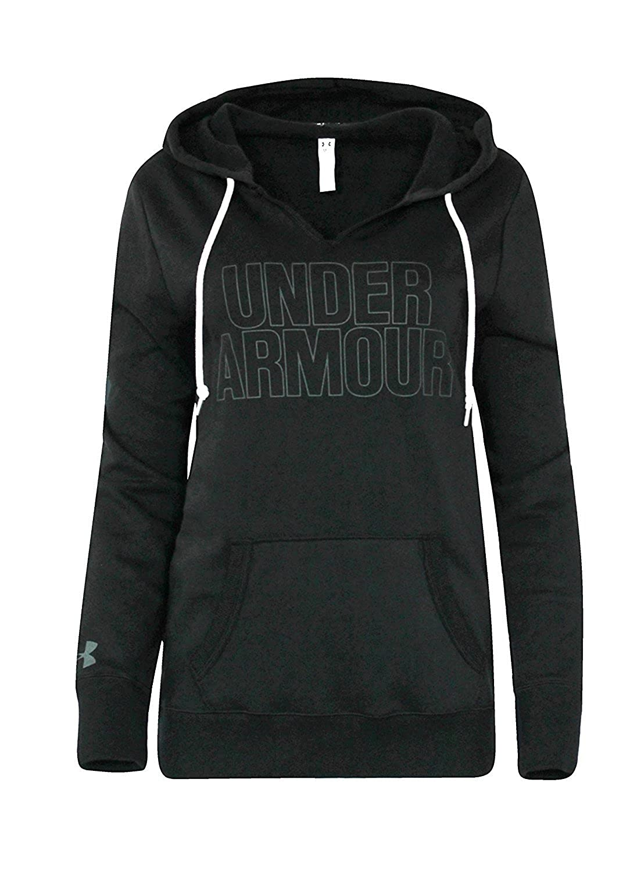 Under Armour Sudadera Under Armour UA Athletic Hoodie NEGRO (XS ...