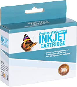 Premium Printing Products Compatible Ink Cartridge Replacement for HP C8771WN, HP 02 Cyan, Works with : Photosmart 3110, 3210, 3310, 8250 Cyan