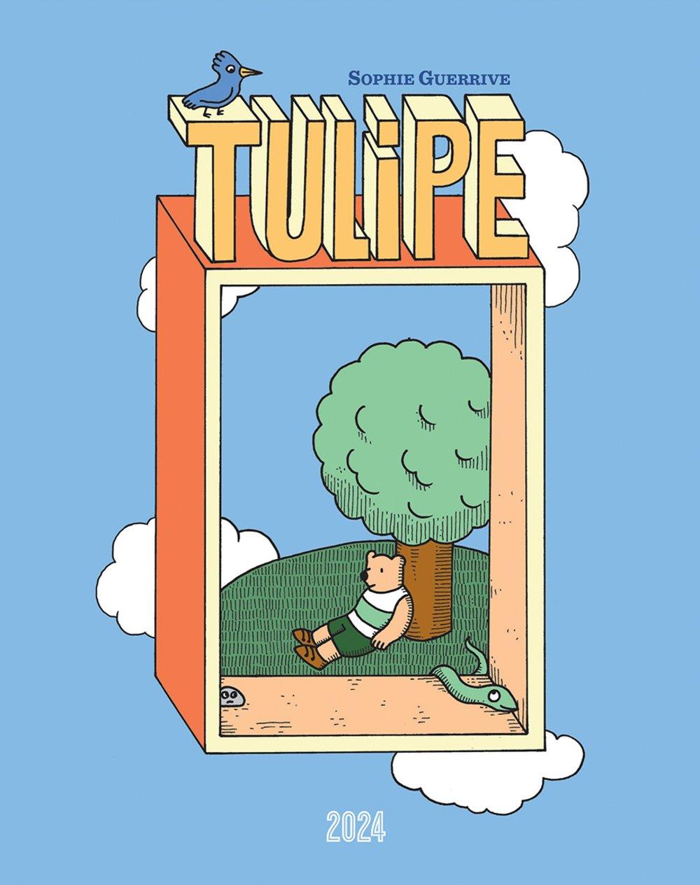 tulipe guerrive