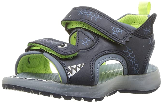 Carter's Kids Funny Boy's Light-Up Sandal