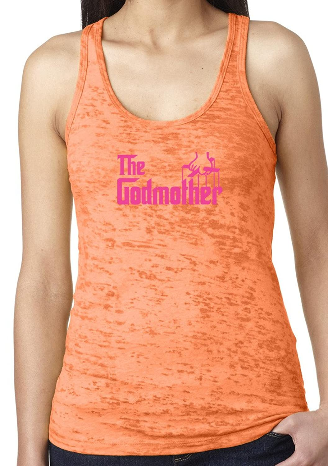 Yoga Clothing For You Ladies The Godmother Burnout Tank Top