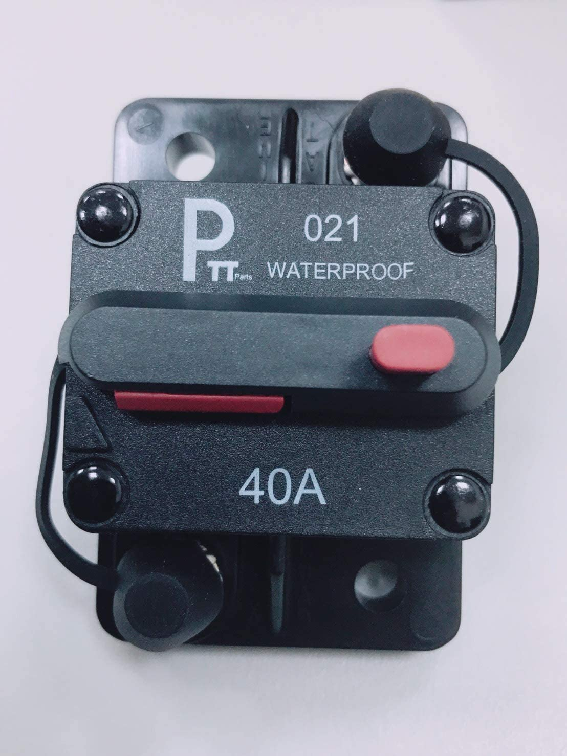 Water Proof Photo-Top 25A-150A Hi-Amp Circuit Breaker T3+Switch with Manual Reset