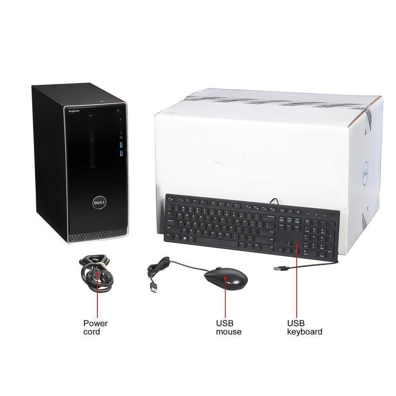Dell Inspiron i3668 Desktop