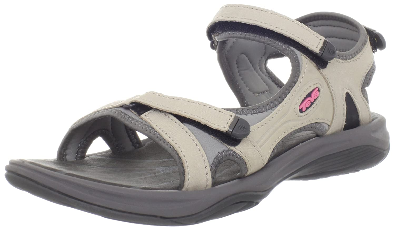 Teva Women's Neota Athletic Sandal B00852ZHVM 6 B(M) US|Silver Cloud