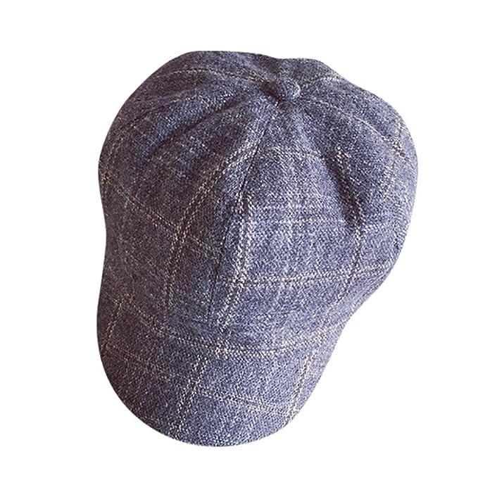 Winter Baby Kinder Mädchen Baskenmütze Barett Mütze Cabbie Schirmmütze Hut kappe