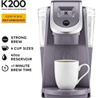 Keurig K200 Coffee Maker, One Size