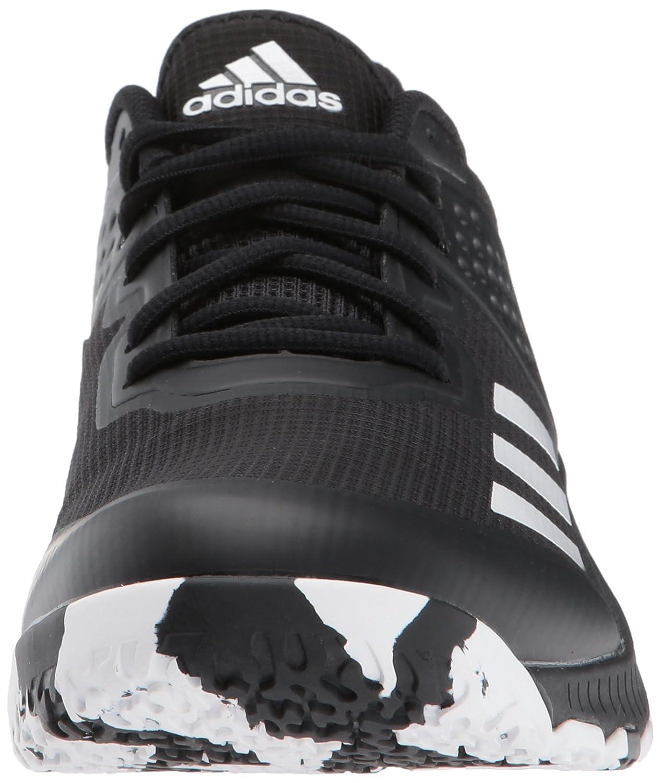 adidas Women's Crazyflight Bounce W Volleyball Shoe B01MXXYMNJ 5 B(M) US|Black/White/Black