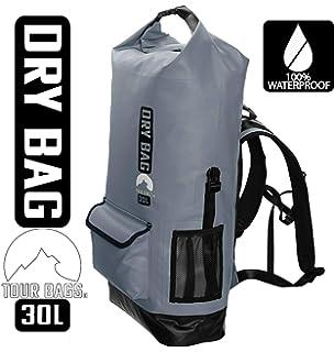 Amazon.com   Buffalo Gear Waterproof Duffel Bag Large Dry Bag ... 1b1ce8f419dc8