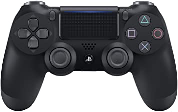 Sony PlayStation DualShock 4 Controller - Black (Certified ...