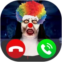 Clown Nun Calls You : Realistic Call !