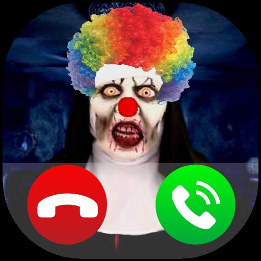 Clown Nun Calls You !
