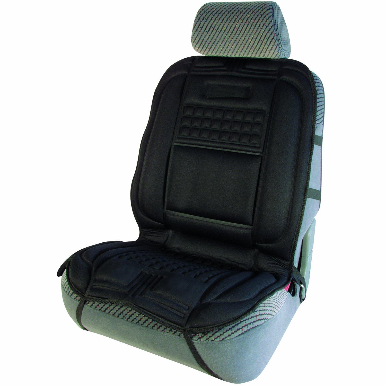 Cartrend 96145 Luxus Massage-Sitzauflage Enjoy beheizbar