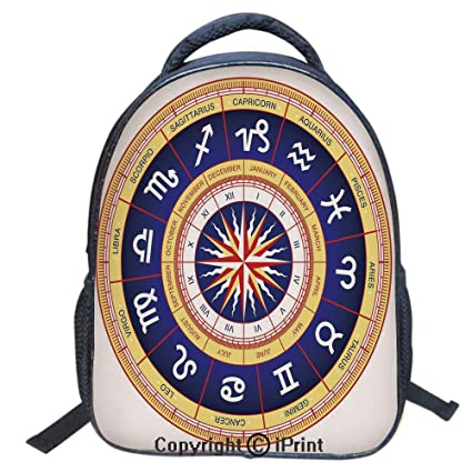Amazon com: Designer Original Art Print Casual Backpack,Travel